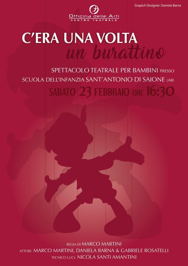 Locandina Pinocchio